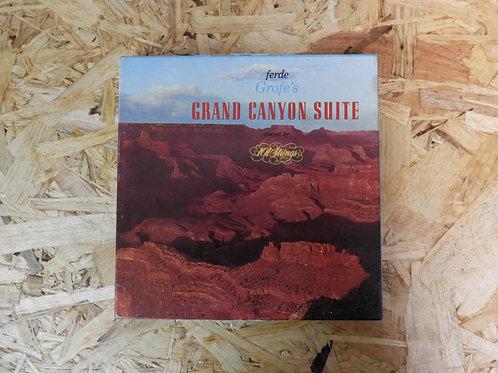 <再生確認済み>「 GRAND CANYON SUITE 」 オープンリール 7号 ミュージック テープ