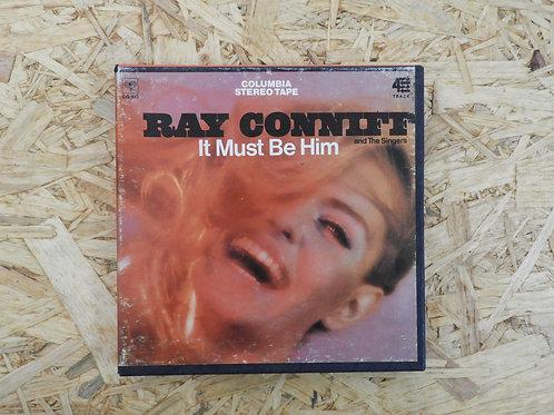 <再生確認済み>「 IT MUST BE HIM / RAY CONNIFF 」 オープンリール 7号 ミュージック テープ