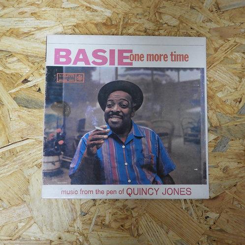 <再生確認済み>「 BASIE ( ONE MORE TIME ) / COUNT BASIE 」 カウント・ベイシー オープンリール 7号 ミュージック テー