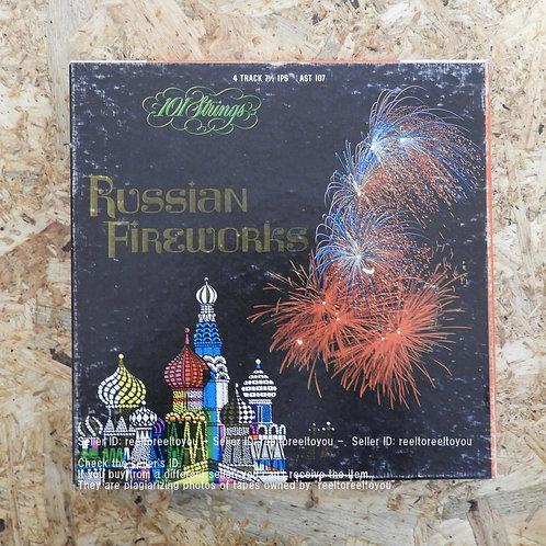 RUSSIAN FIREWORKS / 101 STRINGS