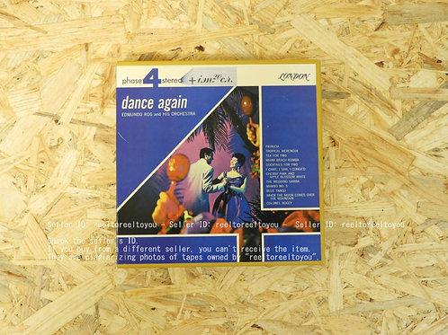 DANCE AGAIN / EDMUNDO ROS