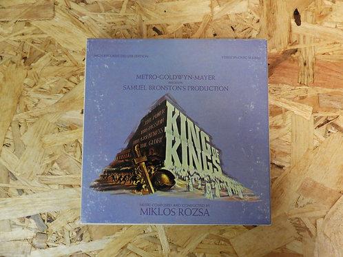 <再生確認済み>「 KING OF KINGS 」 オープンリール 7号 ミュージック テープ