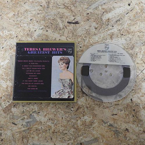 <動作未チェック> オープンリール 7号 ミュージック テープ 232
