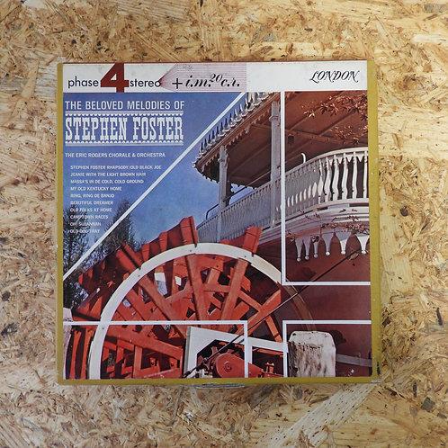 <再生確認済み>「 THE BELOVED MELODIES OF STEPHEN FOSTER 」 オープンリール 7号 ミュージック テープ