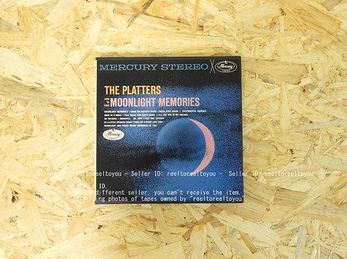 THE PLATTERS SING OF YOUR MOONLIGHT MEMORIES