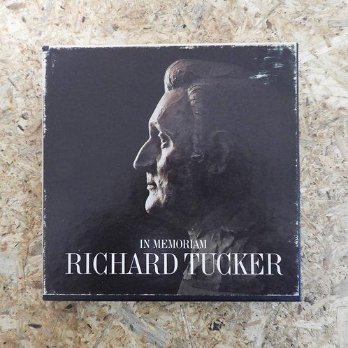<再生確認済み>「 RICHARD TUCKER IN MEMORIAM Vol.2 」 オープンリール 7号 ミュージック テープ