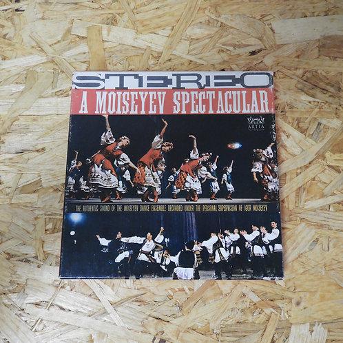 <再生確認済み>「 A MOISEYEV SPECTACULAR 」 オープンリール 7号 ミュージック テープ