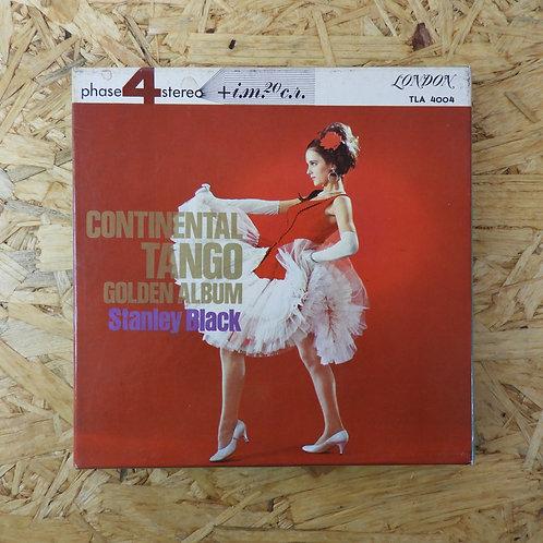 <再生確認済み>「 コンチネンタル・タンゴ・ゴールデン・アルバム 」 オープンリール 7号 ミュージック テープ