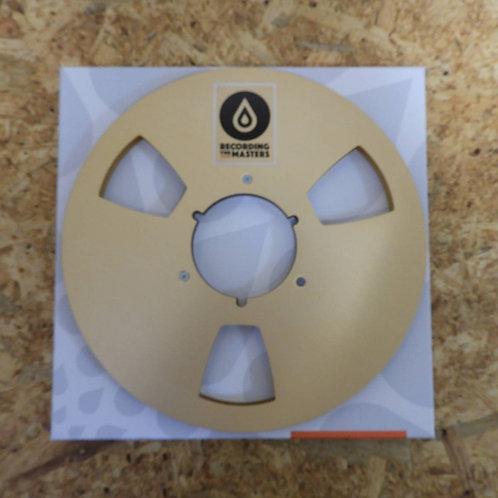 <美品!> オープンリール テープ THE RECORDING MASTERS ゴールド 10号 メタルリール  102