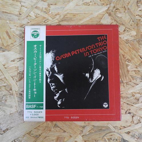 <再生確認済み>「 オスカー・ピーターソン ・イン・トーキョー / OSCAR PETERSON 」 オープンリール 7号 ミュージック テープ