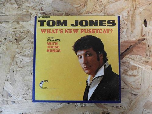 <再生確認済み>「 TOM JONES / WHAT'S NEW PUSSYCAT 」 オープンリール 7号 ミュージック テープ