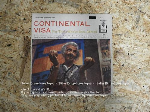 CONTINENTAL VISA / RAOUL MEYNARD