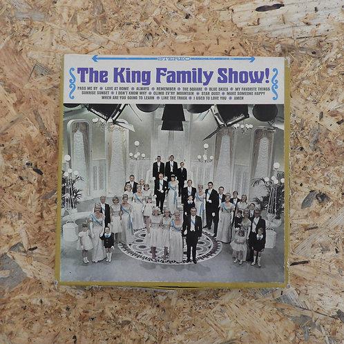 <再生確認済み>「 THE KING FAMILY SHOW! 」 オープンリール 7号 ミュージック テープ