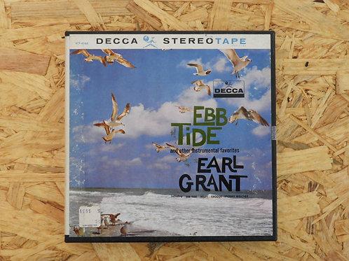 <再生確認済み>「 EBB TIDE / EARL GRANT 」 オープンリール 7号 ミュージック テープ