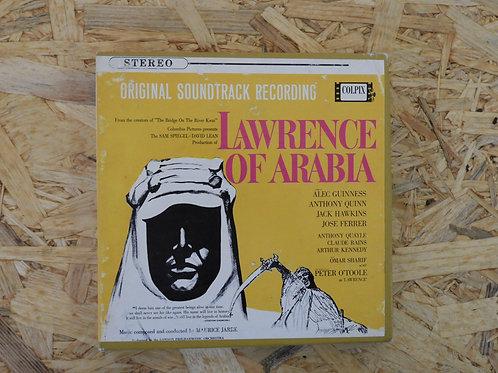<再生確認済み>「 LAWRENCE OF ARABIA ORIGINAL SOUND TRACK 」 オープンリール 7号 ミュージック テープ
