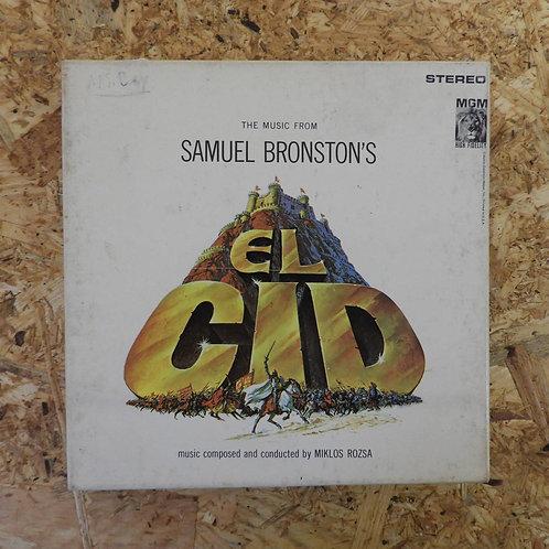 <再生確認済み>「SAMUEL BRONSTON'S 」 オープンリール 7号 ミュージック テープ