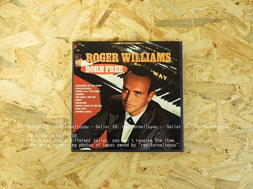 BORN FREE / ROGER WILLIAMS