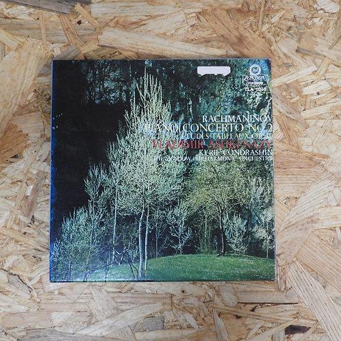<再生確認済み>「 ラフマニノフ: ピアノ協奏曲第2番作品18、他 / ヴラディーミル・アシュケナージ 」 オープンリール 7号 テープ