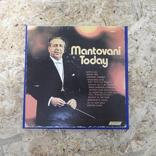 <再生確認済み>「 MANTOVANI TODAY 」 マントヴァーニ オープンリール 7号 ミュージック テープ