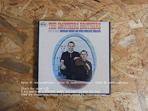 TOUR DE FARCE / THE SMOTHERS BROTHERS