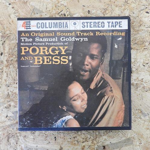 <再生確認済み>「 RORGY AND BESS AN ORIGINAL SOUNDTRACK RECORDING 」 オープンリール 7号 ミュージック テー