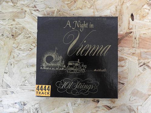 <再生確認済み>「 A NIGHT IN VIENNA 」 オープンリール 7号 ミュージック テープ