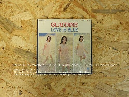 LOVE IS BLUE / CLAUDINE LONGET
