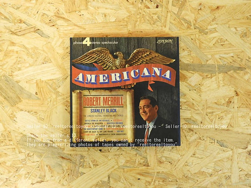 AMERICANA / ROBERT MERRILL & STANLEY BLACK
