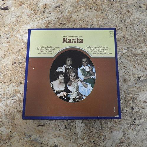 <再生確認済み>「 FRIEDRICH VON FLOTOW MARTHA 」 オープンリール 7号 ミュージック テープ