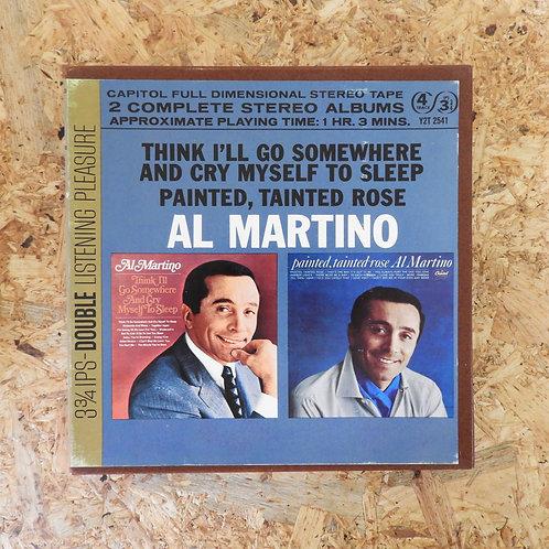 <再生確認済み>「 THINK I'LL GO SOMEWHERE AND CRY MYSELF TO SLEEP , etc / AL MARTINO 」 オ