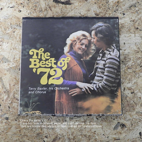 THE BEST OF '72 / TERRY BAXTER