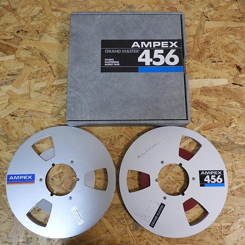 <状態未チェック> オープンリール テープ 10号 メタルリール 1/4インチ 2本セット! 400