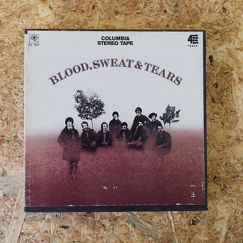 <再生確認済み>「 BLOOD,SWEAT&TEARS 」 オープンリール 7号 ミュージック テープ