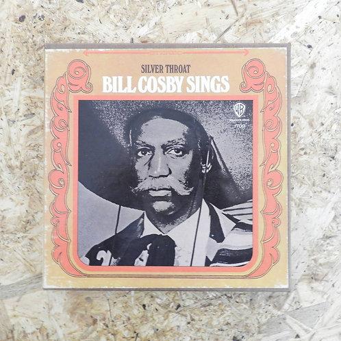 <再生確認済み>「SILVER THROAT / BILL COSBY SINGS 」 オープンリール 7号 ミュージック テープ
