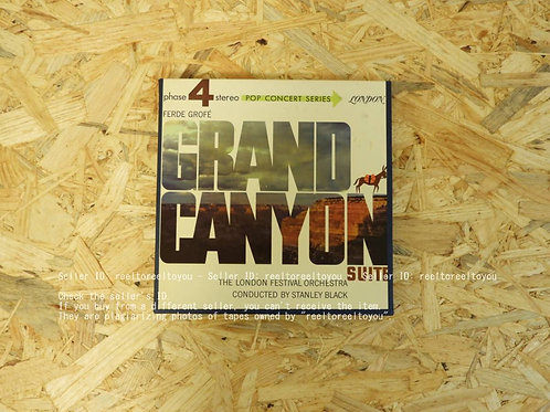 GROFE : GRAND CANYON SUITE / STANLEY BLACK