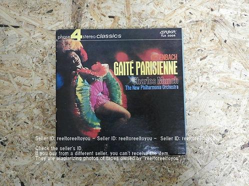 オッフェンバック : 舞踏音楽 パリの喜び / シャルル・ミュンシュ