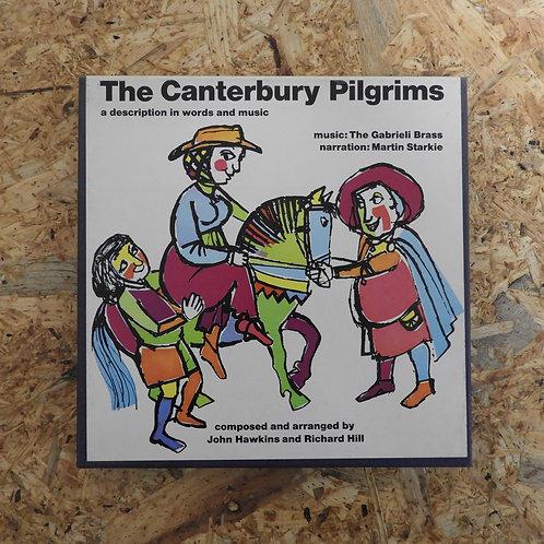 <再生確認済み>「 THE CANTERBURY PILGIMS 」 オープンリール 7号 ミュージック テープ