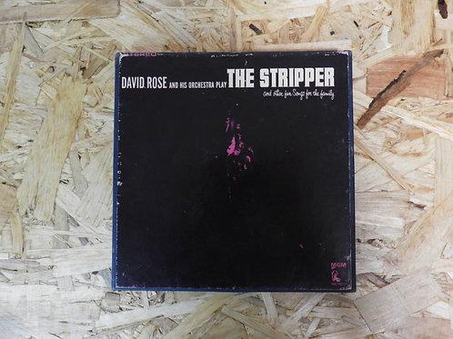 <再生確認済み>「 DAVID ROSE AND HIS ORCHESTRA PLAY THE STRIPPER 」 オープンリール 7号 ミュージック テープ
