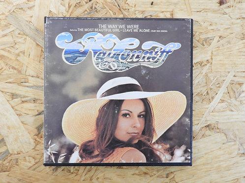 <再生確認済み>「 RAY CONNIFF / THE WAY WE WERE 」 オープンリール 7号 ミュージック テープ