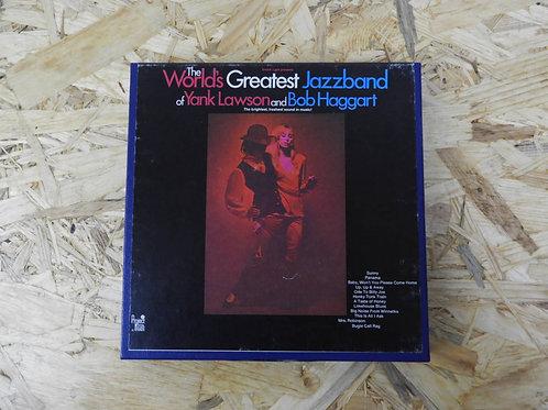 <再生確認済み>「 THE WORLD'S GREATEST JAZZBAND OF YANK LAWSON & BOB HAGGART 」 オープンリール 7