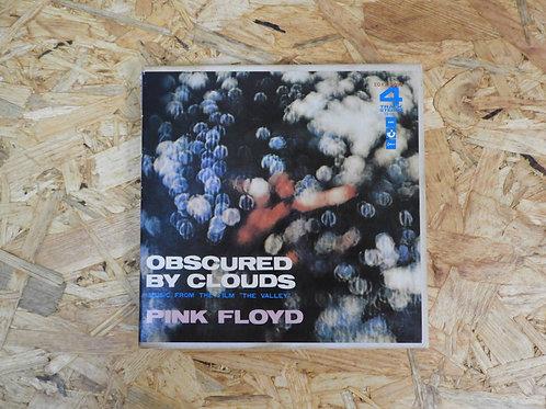<再生確認済み>「 雲の影 / ピンク フロイド 」 OBSCURED BY CLOUDS / PINK FLOYD オープンリール 7号 ミュージック テープ