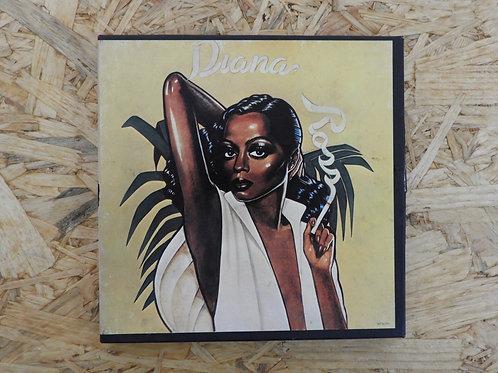 <訳あり品>「 ROSS / DIANA ROSS 」 オープンリール 7号 ミュージック テープ