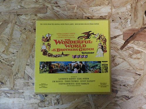 <再生確認済み>「 THE WONDERFUL WORLD OF THE BROTHERS GRIMM 」 オープンリール 7号 ミュージック テープ