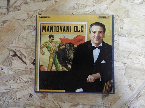<再生確認済み>「 MANTOVANI OLE 」 マントヴァーニ オープンリール 7号 ミュージック テープ