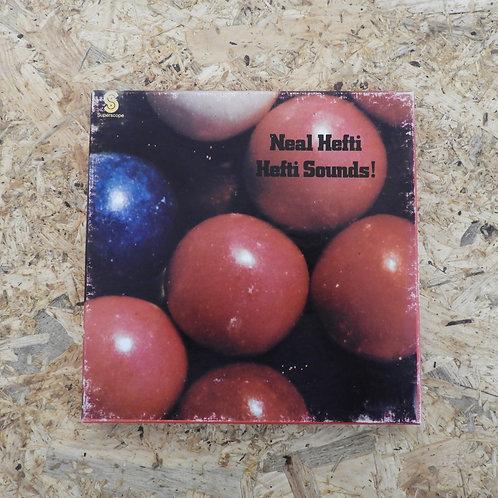 <再生確認済み>「 HEFTI SOUNDS! / NEAL HEFTI 」 オープンリール 7号 ミュージック テープ