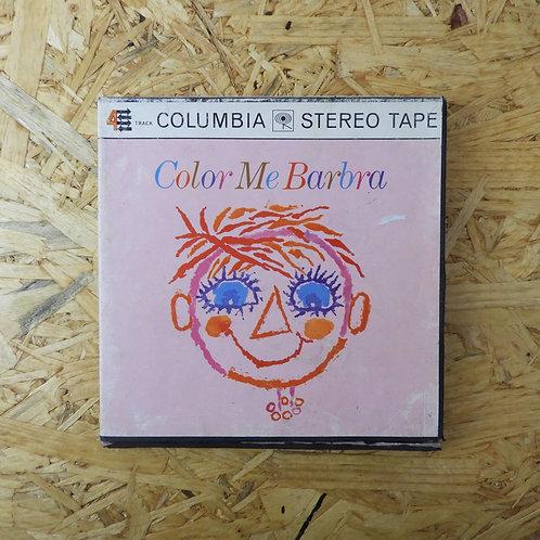 <再生確認済み>「 COLOR ME BARBRA / BARBRA STREISAND 」 オープンリール 7号 ミュージック テープ