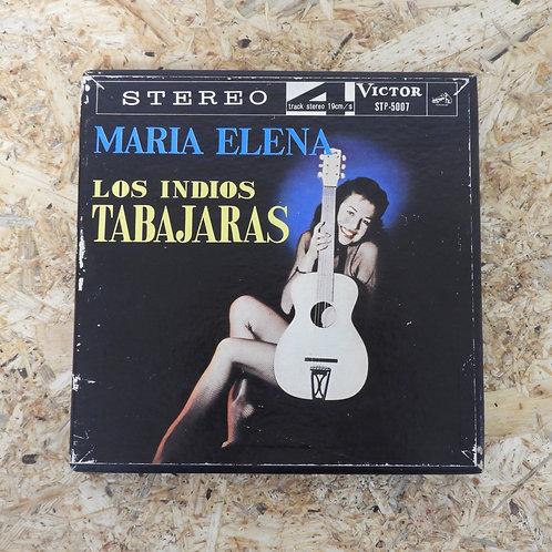 <再生確認済み>「 ロス・インディオス・タバハラス / マリア・エレーナ 」 オープンリール 7号 ミュージック テープ