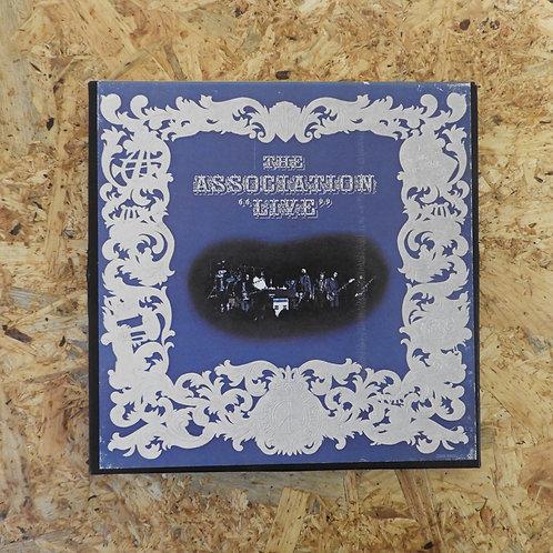 <再生確認済み>「 THE ASSOCIATION LIVE 」 オープンリール 7号 ミュージック テープ