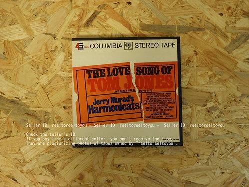 THE LOVE SONG OF TOM JONES / JERRY MURAD