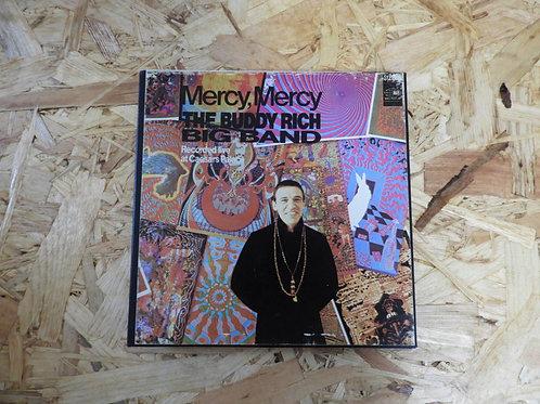 <再生確認済み>「 MERCY, MERCY, / THE BUDDY RICH BIG BAND 」 オープンリール 7号 ミュージック テープ